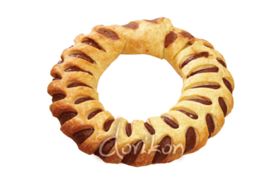 Handmade Praline Bread-Ring